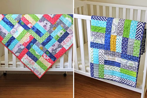 Jelly roll jam quilt free pattern and video tutorial