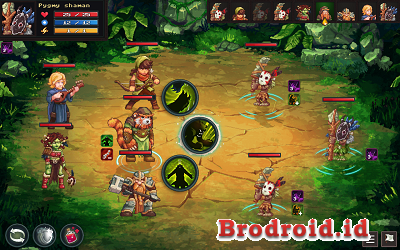 Download Dungeon Rushers Apk v1.3.0 Terbaru + Mod Money