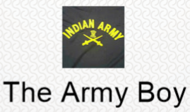 The Army Boy