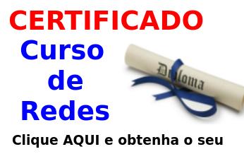 Curso de Redes grátis, online e com certificado