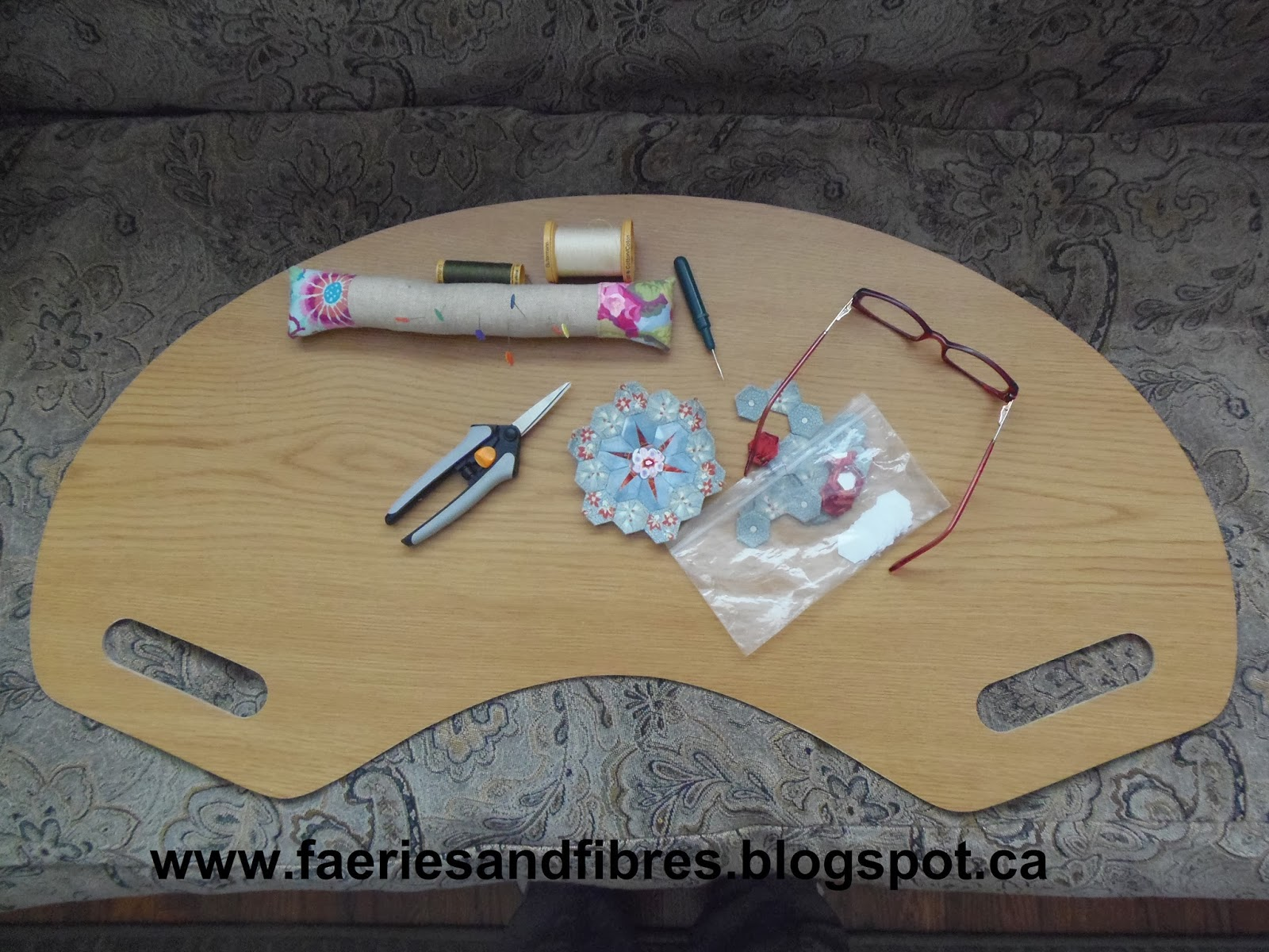 Enjoyable Faeries And Fibres Work Bench A Treasure A Mega Quilt Creativecarmelina Interior Chair Design Creativecarmelinacom