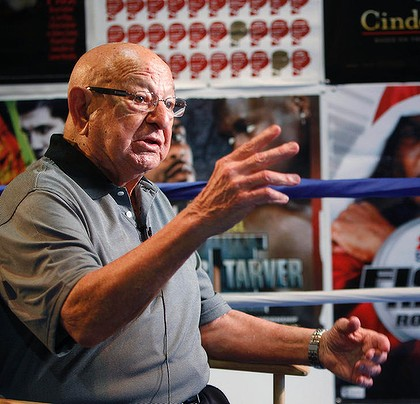 Muhammad Ali's legendary trainer, Angelo Dundee, dead at 90