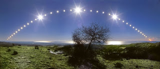 Sun and Moon Equal Divine Balanced Opposites Winter_solstice