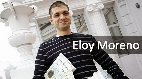El perseverante escritor Eloy Moreno