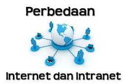 Apa Perbedaan Internet dan Intranet