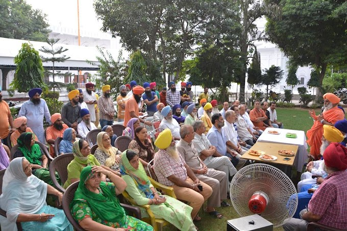 Joint efforts needed to preserve the natural resources- Sant Seechewal.