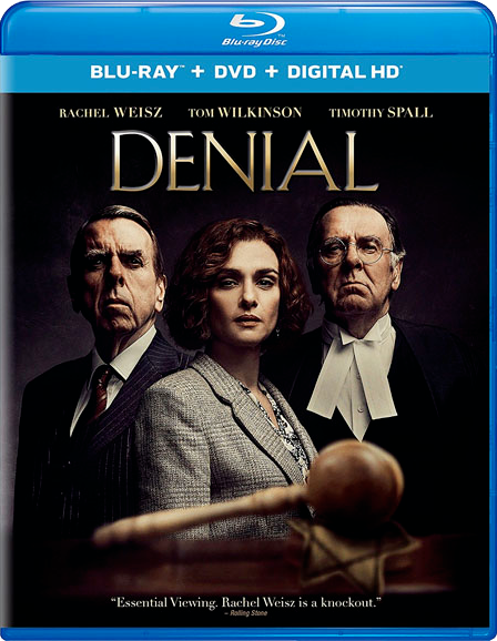 Denial (Negación) (2016) m1080p BDRip 8.7GB mkv Dual Audio DTS 5.1 ch