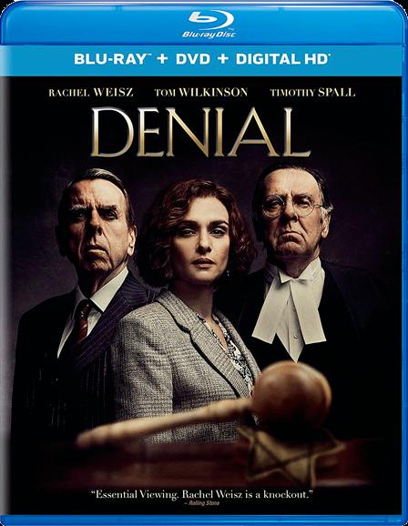 Denial (Negación) (2016) 720p y 1080p BDRip mkv Dual Audio AC3 5.1 ch
