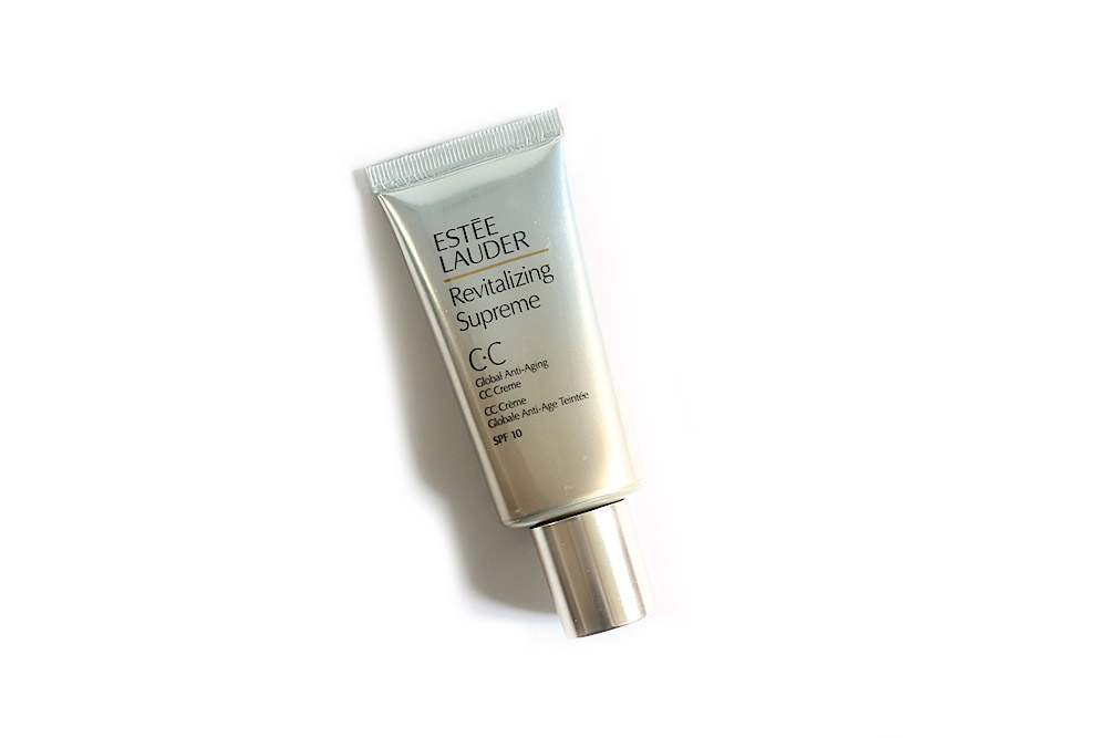 estee lauder revitalizing cc crème global anti-anging avis test swatch