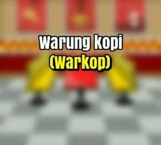 Kome Episode Warung Kopi