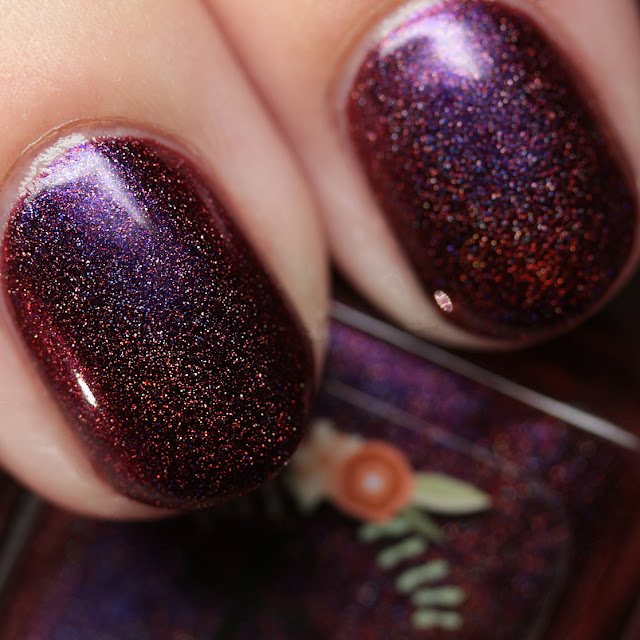 Fair Maiden Polish Samantha