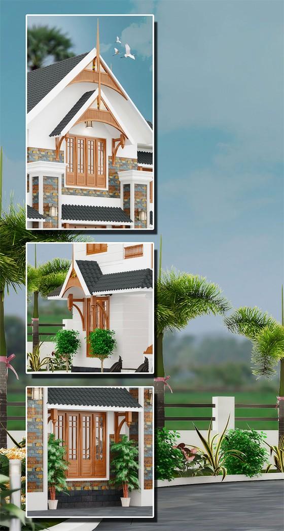 Beautiful elegant home design