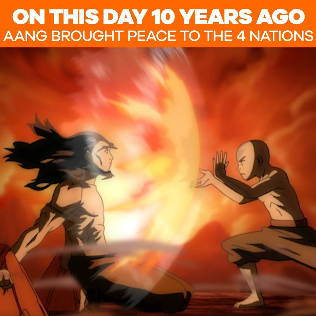 NickALive Aang Saved The World 10 Years Ago
