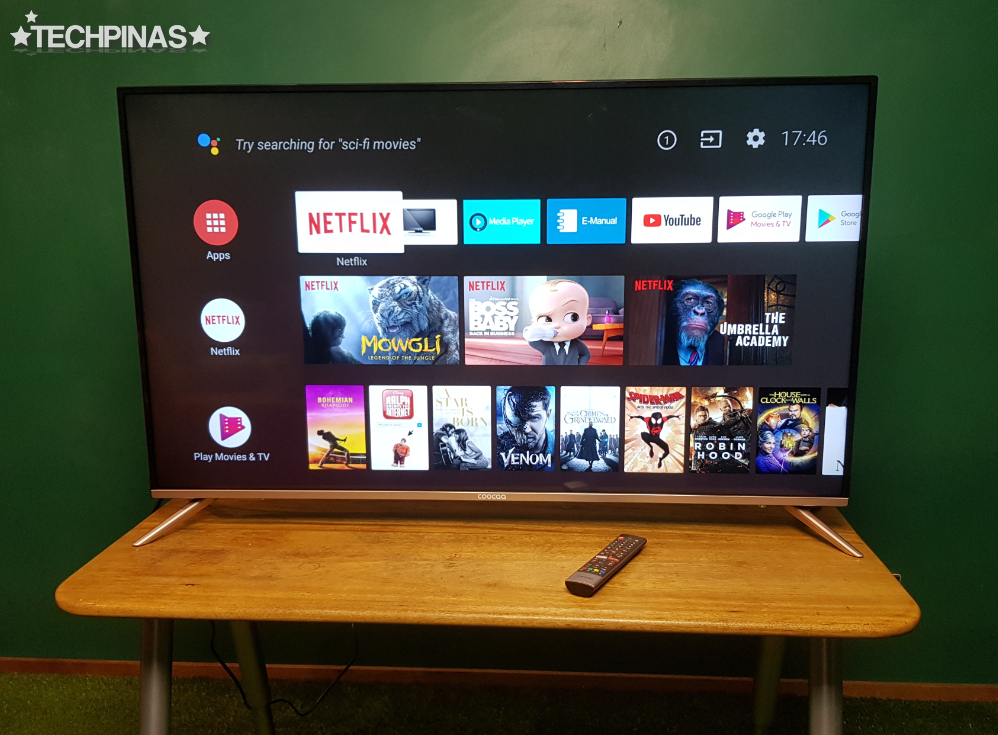 coocaa 50S5G 50-inch Android Smart TV Unboxing, Set-Up, Actual Unit