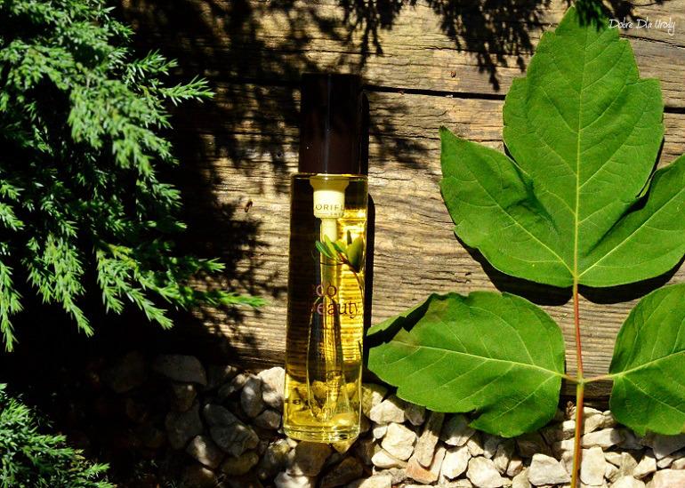 Naturalna pielęgnacja twarzy EcoBeauty Oriflame - Olejek do twarzy recenzja