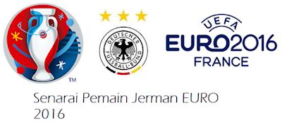 Senarai Pemain Jerman EURO 2016