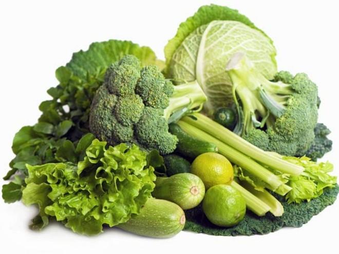 Dinh dưỡng qua màu sắc rau củ quả mà bạn chưa biết - Ảnh 3