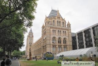Museu de História Natural de Londres
