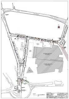 De maine  vor fi aplicate restricţii rutiere în zona IULIUS MALL.