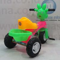 shp sfr615 sweet rabbit sepeda roda tiga