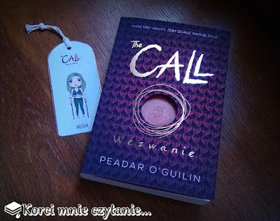 "Peadar O'Guilin ""The Call. Wezwanie"""