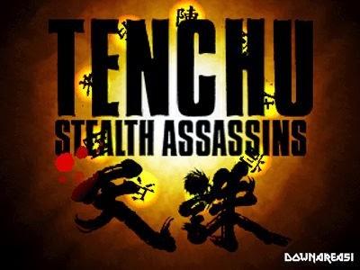 tenchu stealth assasins