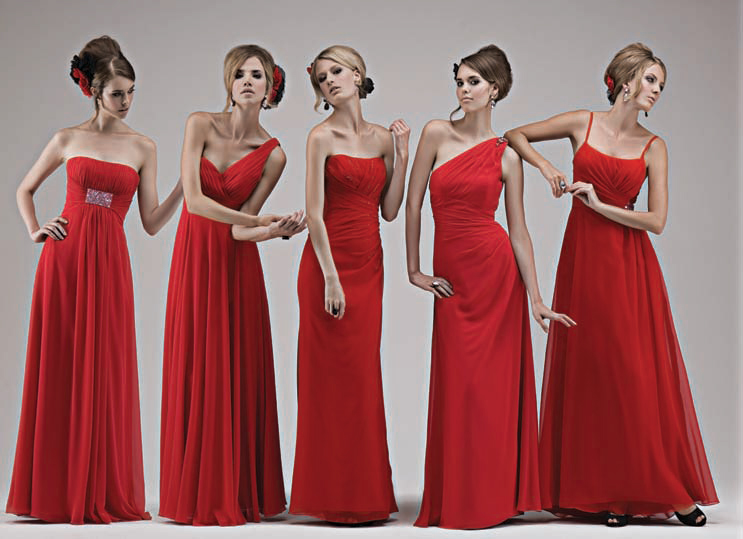 Kelsey Rose Bridesmaids Dresses