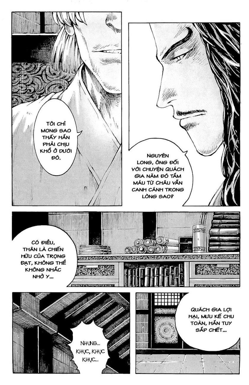 Hỏa phụng liêu nguyên Chương 369: Tống biệt chí hữu [Remake] trang 14
