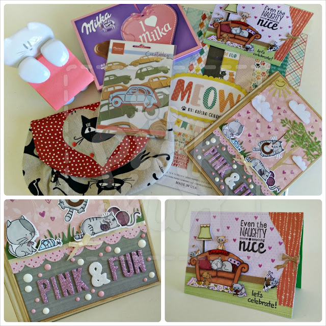 Scrapbooking Birthday Presents