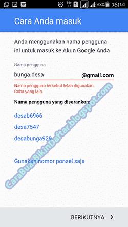 Contoh Nama Pengguna Email Pribadi Bagus Unik Keren Profesional Valid Cbbdblog Net