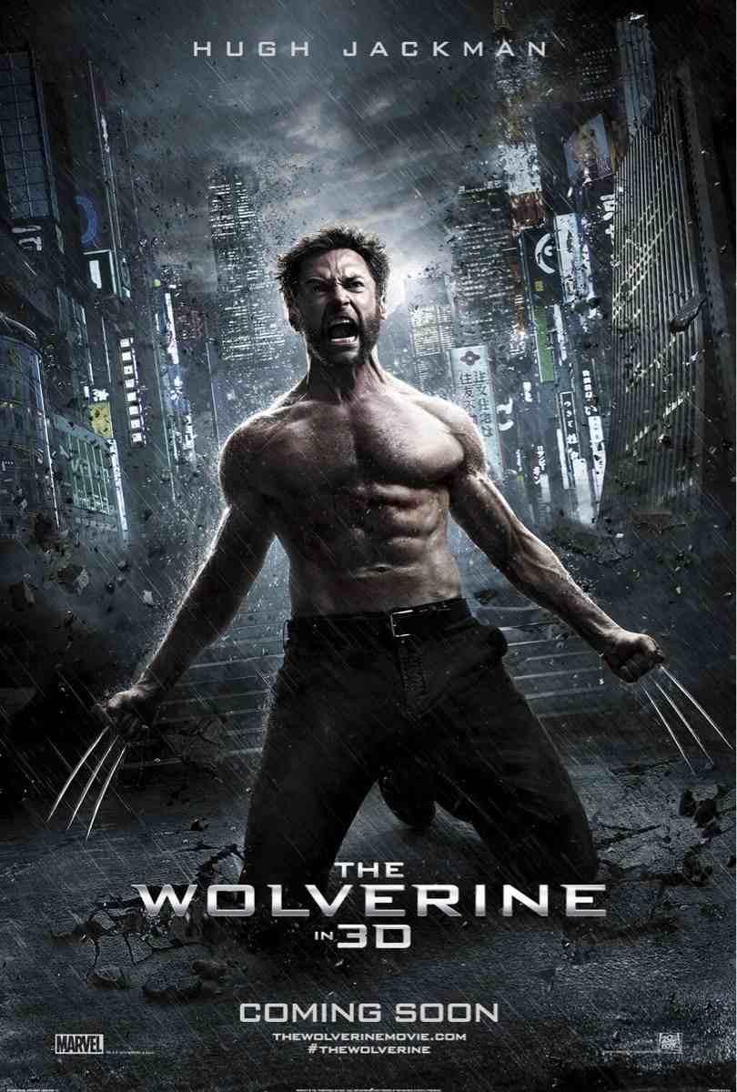 Wolverine 2 Movie Trailer