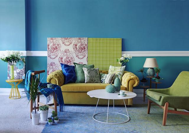 Cum îți poți vedea locuința reamenajată în diferite culori înainte de a alege nuanța vopselei?