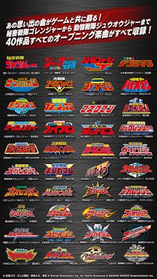 Legend Wars Super Sentai Mod Apk terbaru