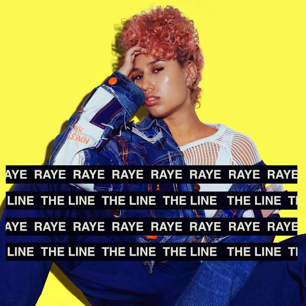 RAYE - The Line - Single Cover