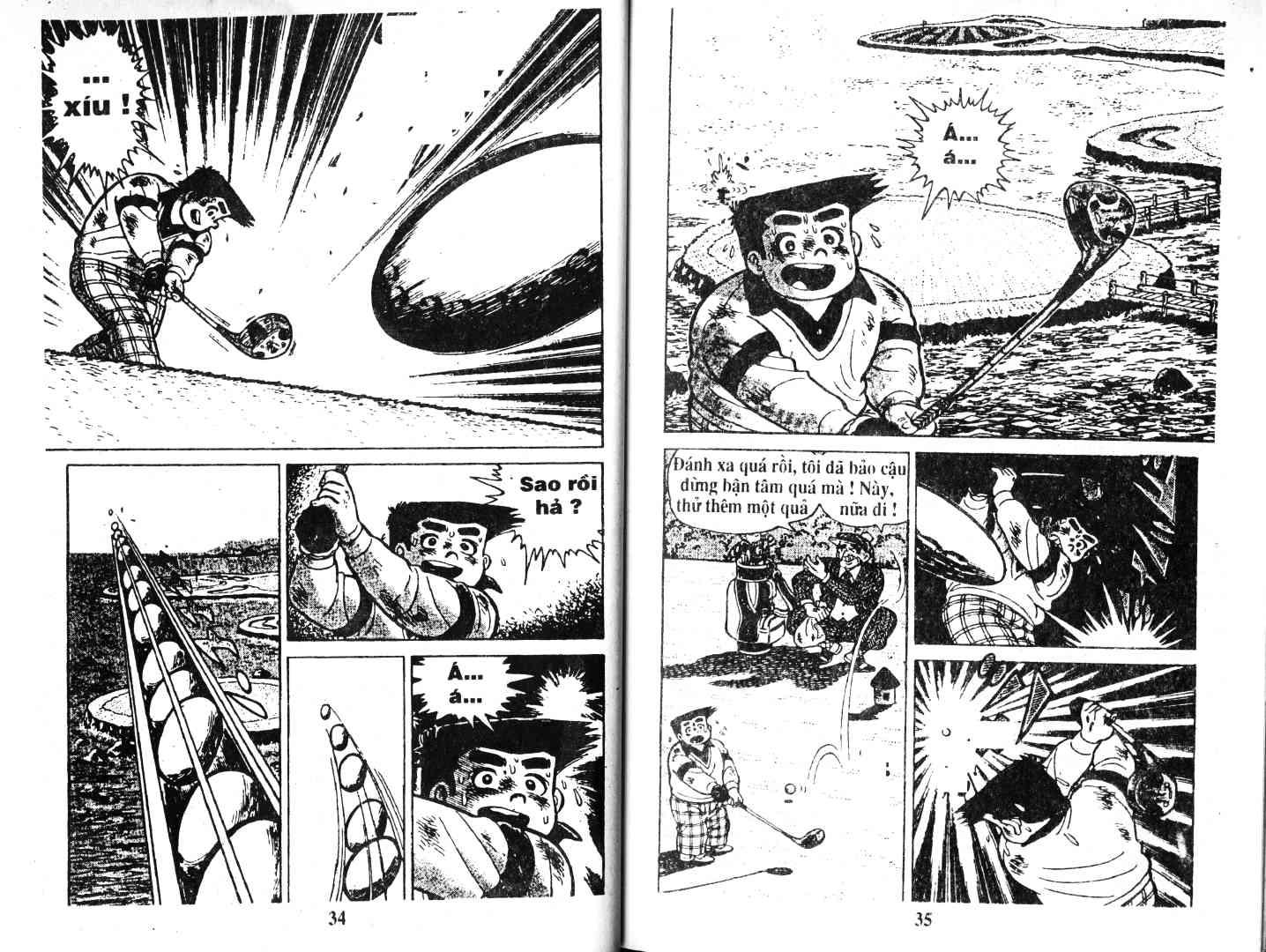 Ashita Tenki ni Naare chapter 50 trang 16