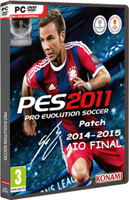 Download Patch Update PES 2011 Season 2015