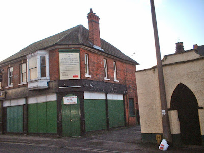 Brigg Snooker Club on Bigby Street - picture on Nigel Fisher's Brigg Blog