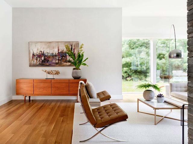 Дизайн-проекты. Дом в Хэмптоне с классическим интерьером