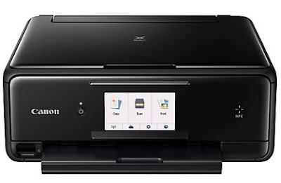 Canon PIXMA TS8050 Driver, Software & Manual Download