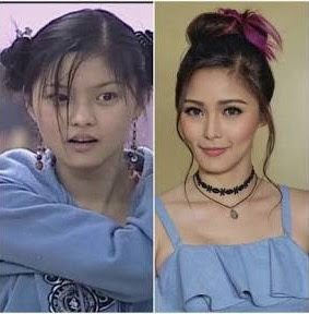 MUST SEE: 10 Pinay Celebrities Who Had A Jaw-Dropping Transformation! Puberty Hit Them Hard!