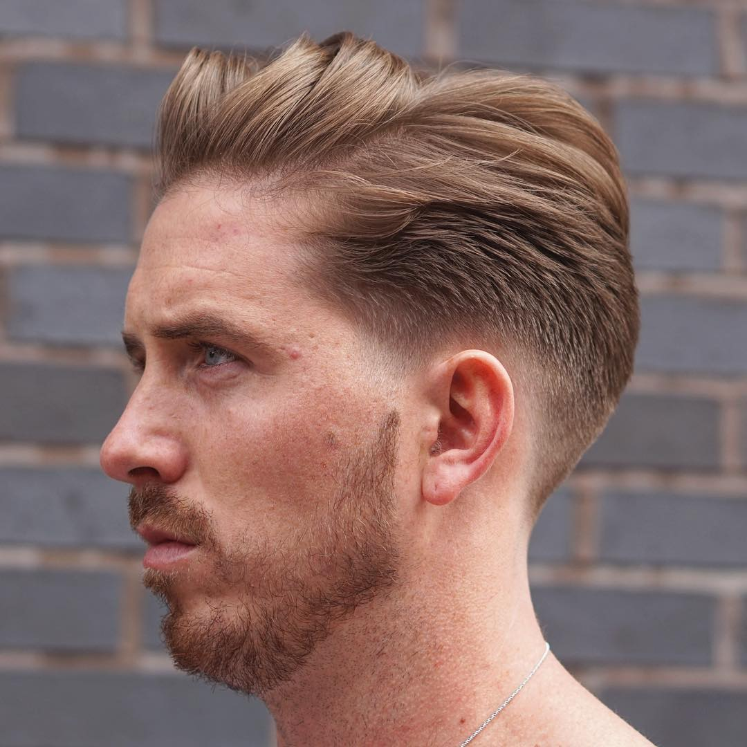 12 Best Slicked Back Hair Styles For Men Hairstyles And Haircare