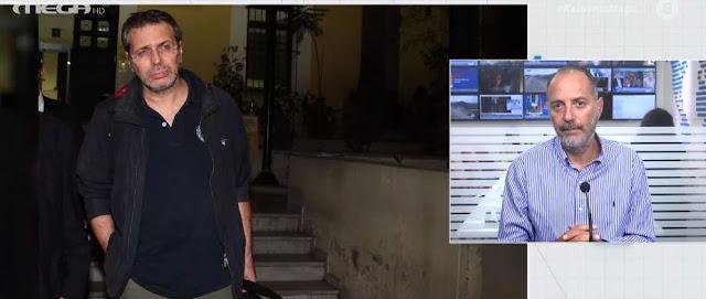 Δολοφονική επίθεση στον δημοσιογράφο Στέφανο Χίο (βίντεο)