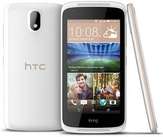 Harga HTC Desire 326G Dual SIM Terbaru, Didukung Jaringan 3G Prosesor Quad-core 1.2 Ghz