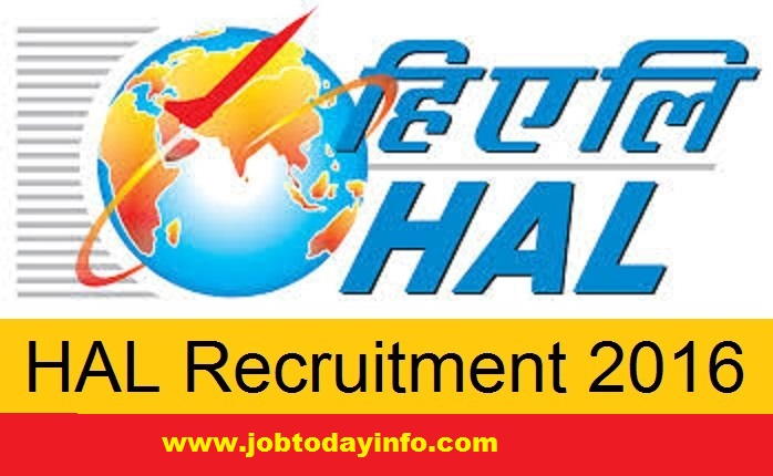 HAL Recruitment 2016 Apply online for 215 Graduate Apprentice Trainee Posts