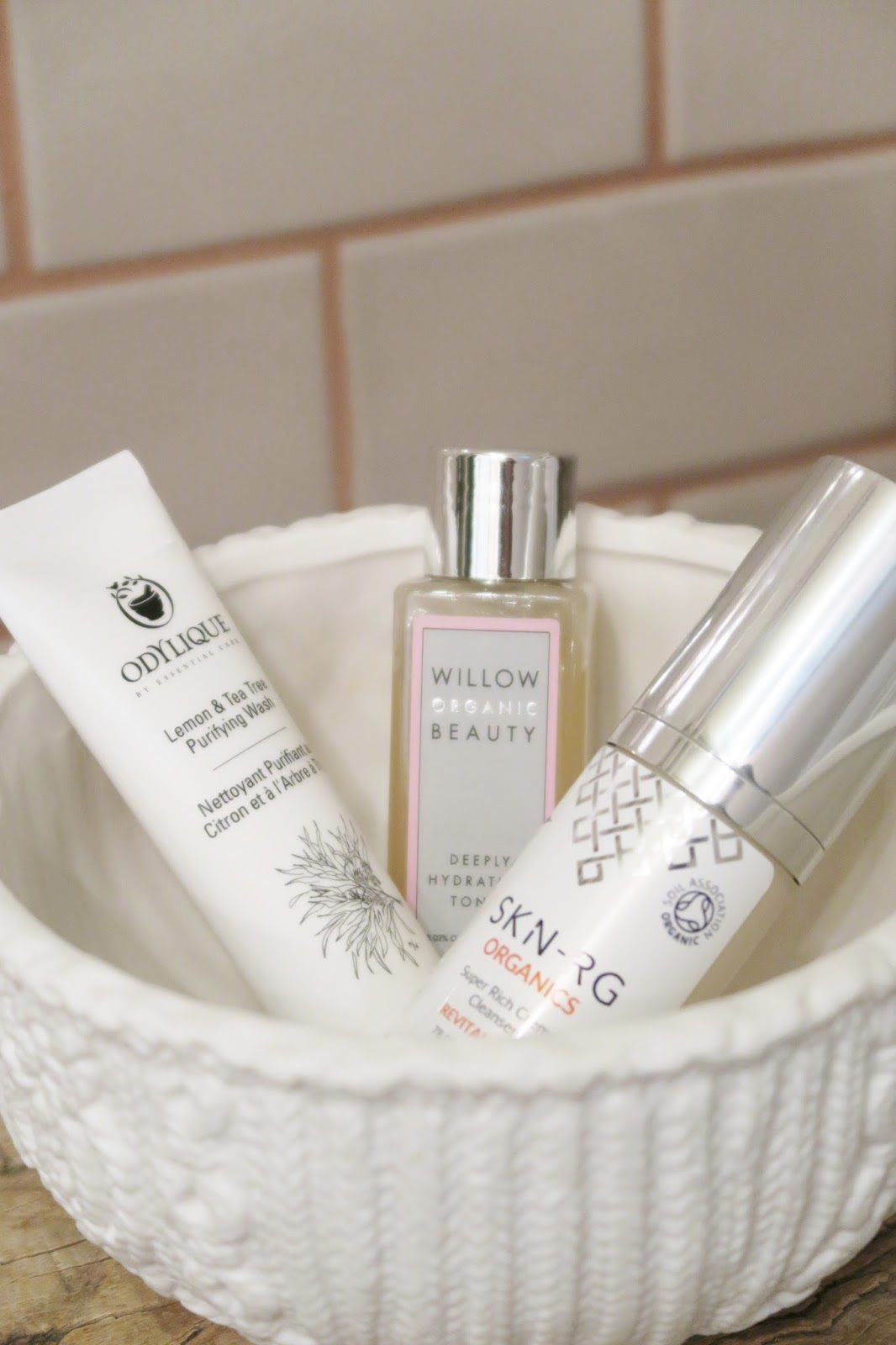 Totally Organic | Soil Association certified skincare brands
