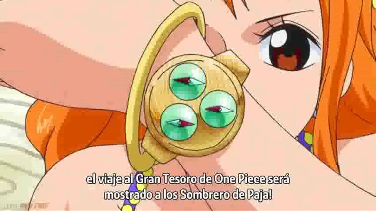 One Piece Anime cap 772 sub español