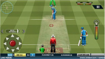 Real Cricket 16 MOD APK Unlimited Money