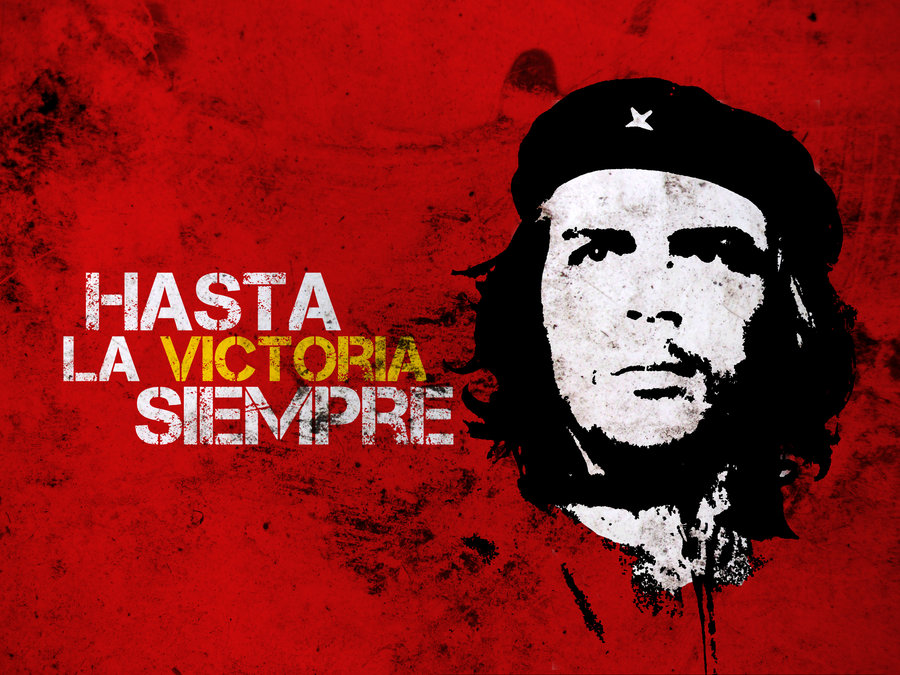 Che Guevara: Hasta la Victoria Siempre (Selalu, Sampai Menang)