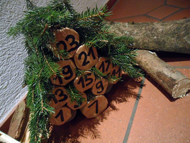 TheBlondeLion Lifestyle DIY Do it yourself Adventskalender selbstgemacht Klopapierrollen
