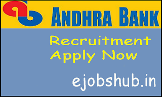 Andhra Bank Recruitment
